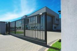 poarta autoportanta pentru deschideri mari